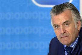 Bárcenas niega cualquier pago en el PP fuera de su contabilidad oficial