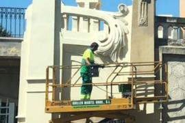 Arca critica las tareas de limpieza del 'Pont des Tren'