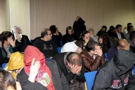 El juicio a los 55 acusados de la operación Kabul continuará este miércoles