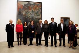 El Consell aportará al presupesto del museo Es Baluard 250.000 euros en 2013