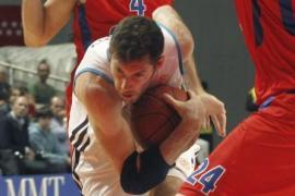 Rudy,  'MVP' de la semana en Euroliga