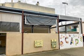 Las obras de mejora del colegio Robines de Binissalem no incluyen la reforma del pabellón