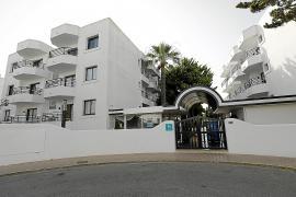 Imagen del hotel puente de Ibiza