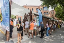 Más de la mitad de los catalanes de 40 a 49 años completa pauta de vacunación