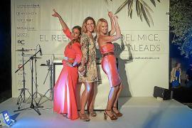 Noelia Gordiola, Gisela Doménech y Laura Peropadre.