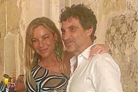 María Juan de Sentmenat y Carlos Samblas.