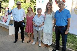 Daniel Samaniego, Vanesa Heras, Margalida Jordá, Marina Pipkin y Juan Sastre.
