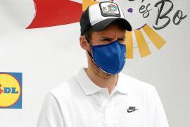 Rudy Fernández luce en Pollença su ilusión por vivir sus quintos Juegos