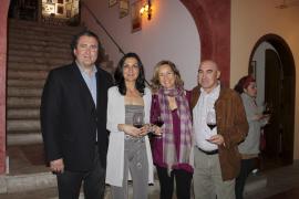 Presentación del vino de Macià Batle que conmemora el 50º aniversario del Reial Mallorca