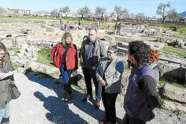 Pol·lèntia resplandece con el templo capitolino de la época fundacional