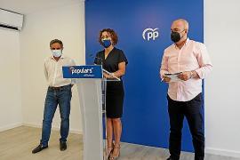 '#ObrintCamins', nombre de la cuarta conferencia política del Partido Popular de Ibiza