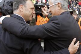 Manzano ya es el nuevo entrenador del Mallorca