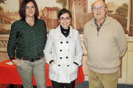 Entrega del IV Premi Llorenç Moyà d'Obres Dramàtiques