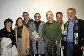 Luis Maraver presenta su libro 'El viaje en un cuaderno'