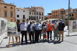 Inca inicia las obras del Mercat Cobert y de la plaza Mallorca