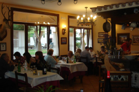 Restaurante Rías Baixas en Ferreries, Menorca