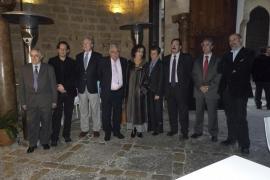 Conferencia de Claudio Biern Boyd, en el Club Ultima Hora