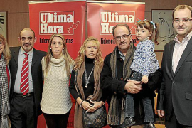 Entrega de premios del Festival de los Reyes Magos de Ultima Hora