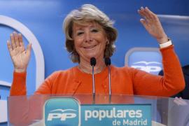 Aguirre dice que Rajoy ha «empeñado su palabra»