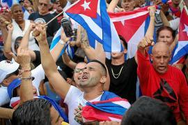 Rusia llama a EEUU a cesar el bloqueo a Cuba para poner fin a las protestas