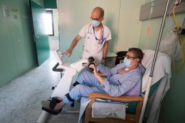 Primer transplante pulmonar a paciente COVID en España