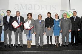 Entrega de premios de Aviba