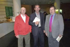 Presentación del libro 'Jofre' de Antonio García de la Rosa en la sede de la ONCE