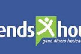 FriendsXHours, red social de alquiler de amigos.