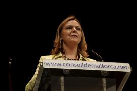"""El PSIB alaba a Salom por su """"insumisión"""" lingüística frente a Bauzá"""