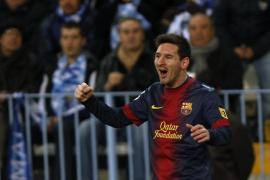 Messi renueva con el Barça hasta el 2018