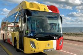 Manacor recupera el bus urbano después de más de una década sin este servicio