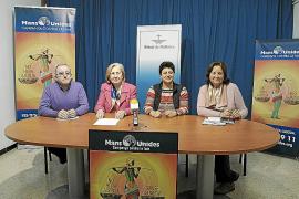 Mans Unides presenta la campaña 'No hay justicia sin igualdad'