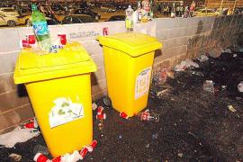 El Ajuntament prohibirá hacer 'botellón' en la Feria de Abril de Palma