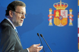 Rajoy, satisfecho, asegura que España recibirá de Europa más dinero del que aporta