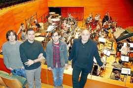 El Conservatori Superior «da testimonio» de su trabajo con un concierto orquestal