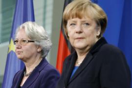 La ministra de Educación alemana dimite y reitera que luchará  por limpiar su nombre