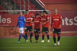 Luka Romero se despide del Mallorca