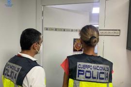 Detienen a dos hombres por robar en un hotel de Alcúdia utilizando una llave maestra