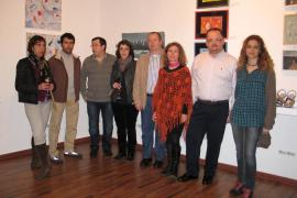 Exposición Riart: Abarcas de autor en Xibau Punt d'Art de Ferreries