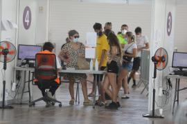 La vacunación se estanca en Baleares