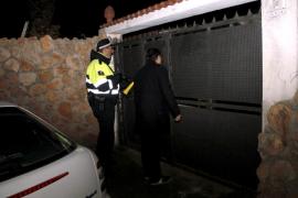 Una mujer de 54 años, en estado muy grave tras ser apuñalada por su marido en Llucmajor