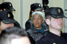 'La Paca' guarda silencio en el juicio en el que se juega 19 años de prisión