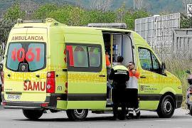 Las ambulancias del 061 no dan abasto con los traslados