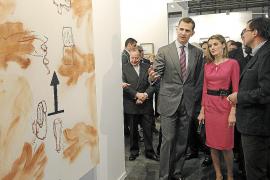 Arranca la semana del arte en Madrid con doce galerías de la Isla en cuatro ferias