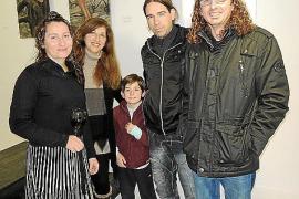 Exposición de Anna Vallespir  en Can Picafort