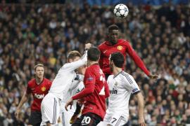 Old Trafford decidirá el futuro de un Real Madrid en el alambre (1-1)