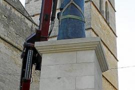 Sineu propone dos emplazamientos para instalar la estatua de Jaume II «lo antes posible»