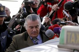 El PSOE pide investigar el finiquito de Bárcenas en el PP