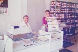 Bernat Petrus, tienda de pinturas en Alaior