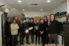 Entrega de premios en el II Concurso de Fotografia Digital de Ultimahora.es